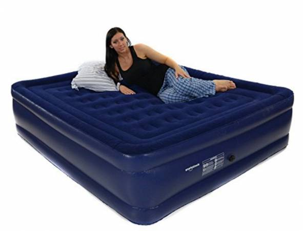10 best king size air mattress reviews 2017 best for Best king size mattress reviews