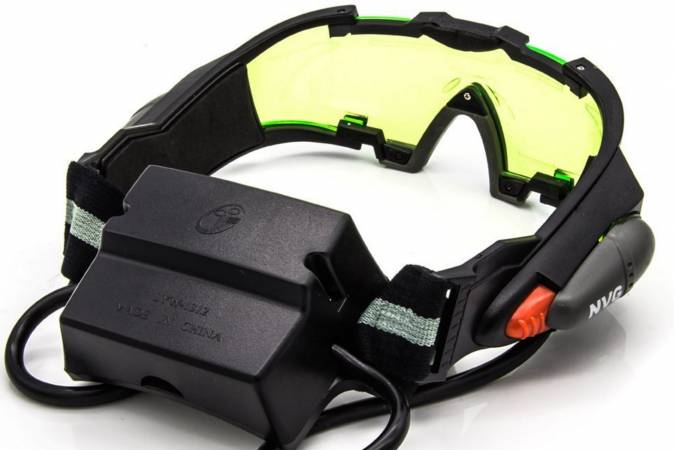 night vision glasses will improve your driving during the night