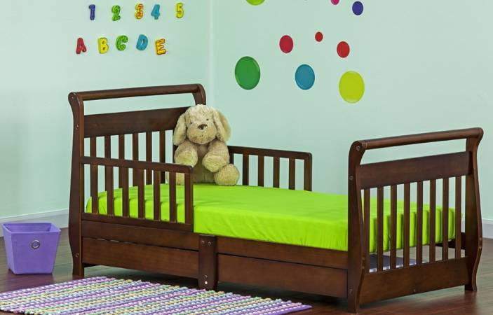 dream on me toddler bed - Cheap Toddler Bed Frames