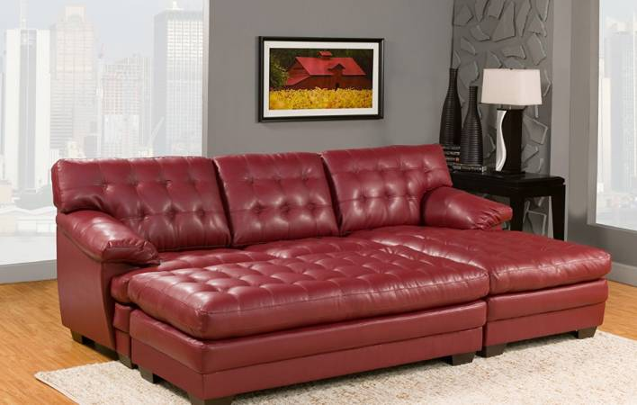 Awesome 7 Best Red Leather Sofa Reviews In 2017 Cheap