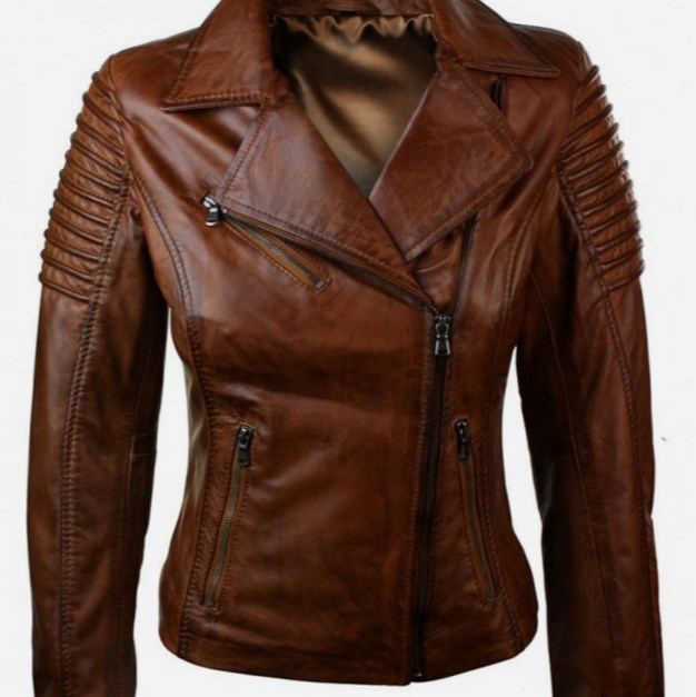 Find great deals on eBay for women brown leather jacket. Shop with confidence.