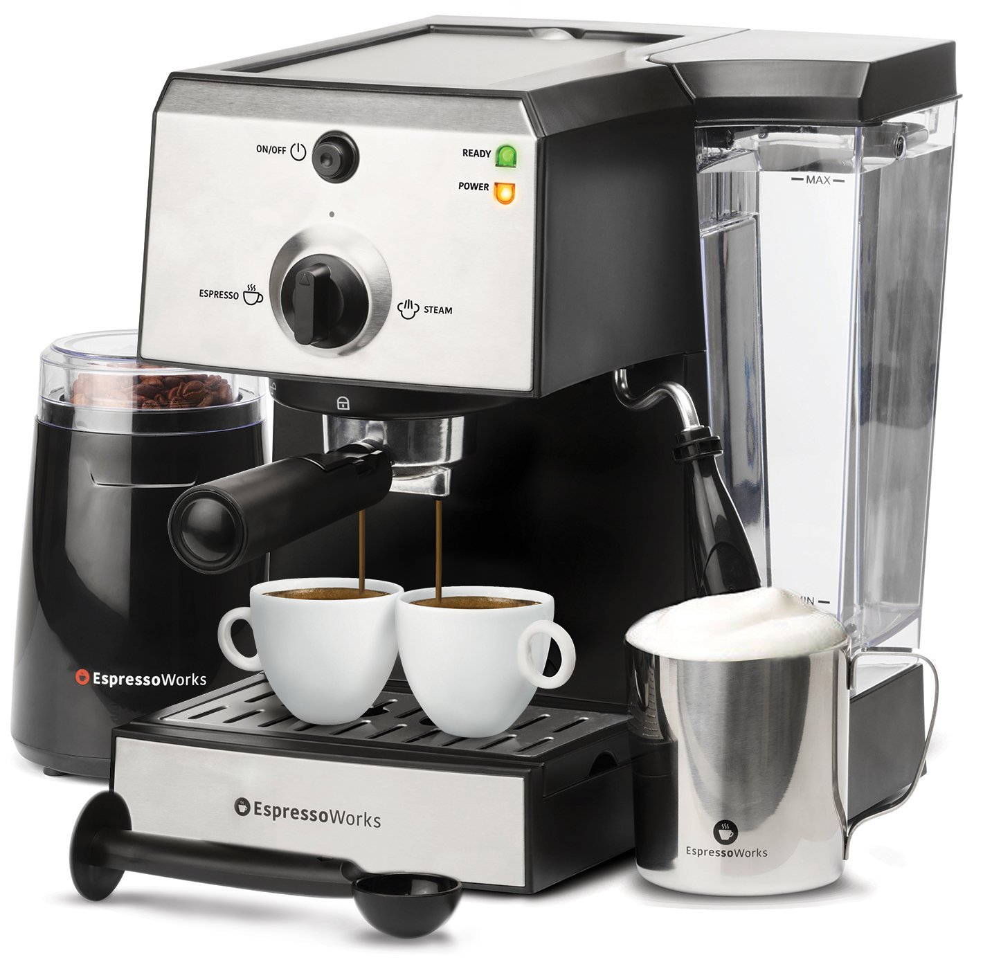 best espresso machine under 200 best cheap reviews. Black Bedroom Furniture Sets. Home Design Ideas