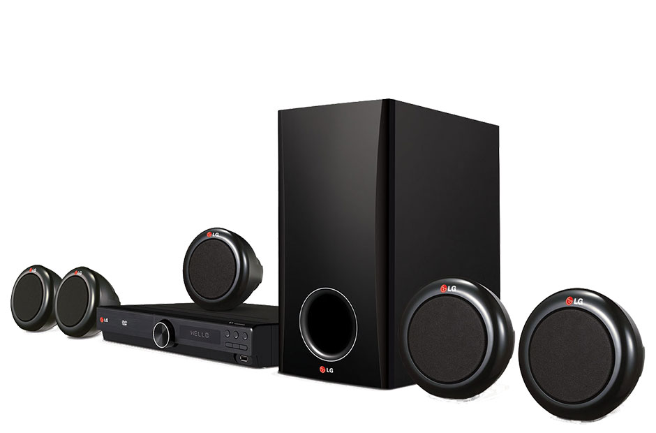 Best Home Theatre System  India
