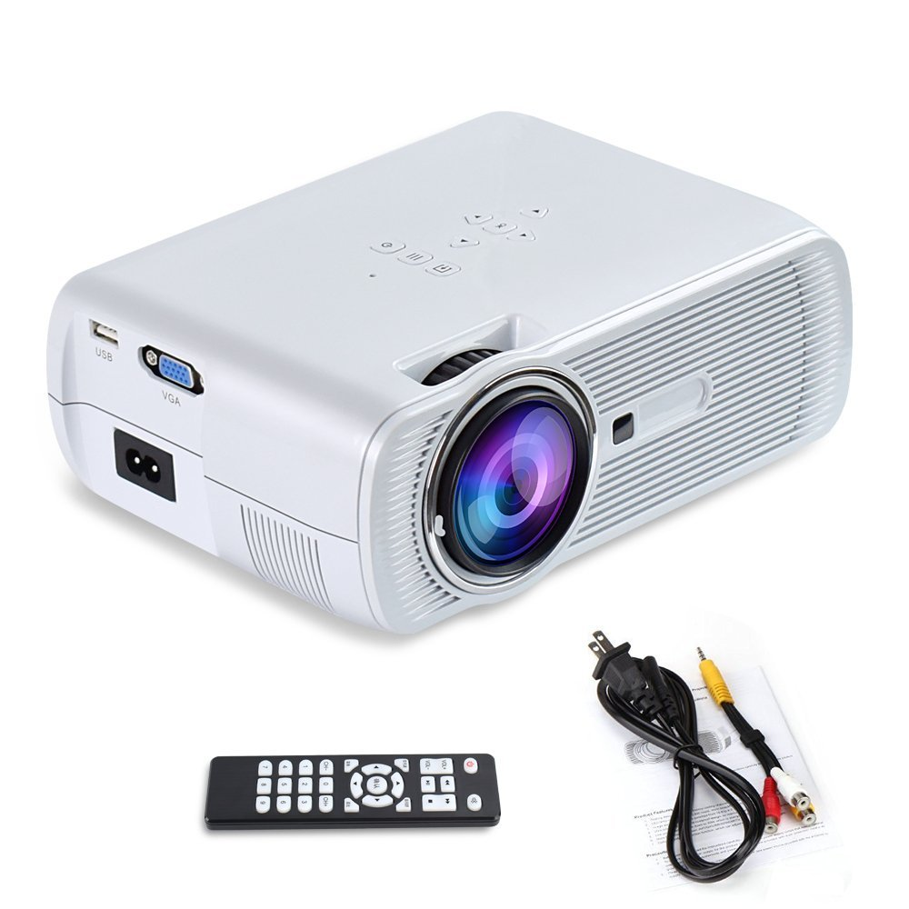Best mini projector under 100 best cheap reviews for Small video projectors reviews