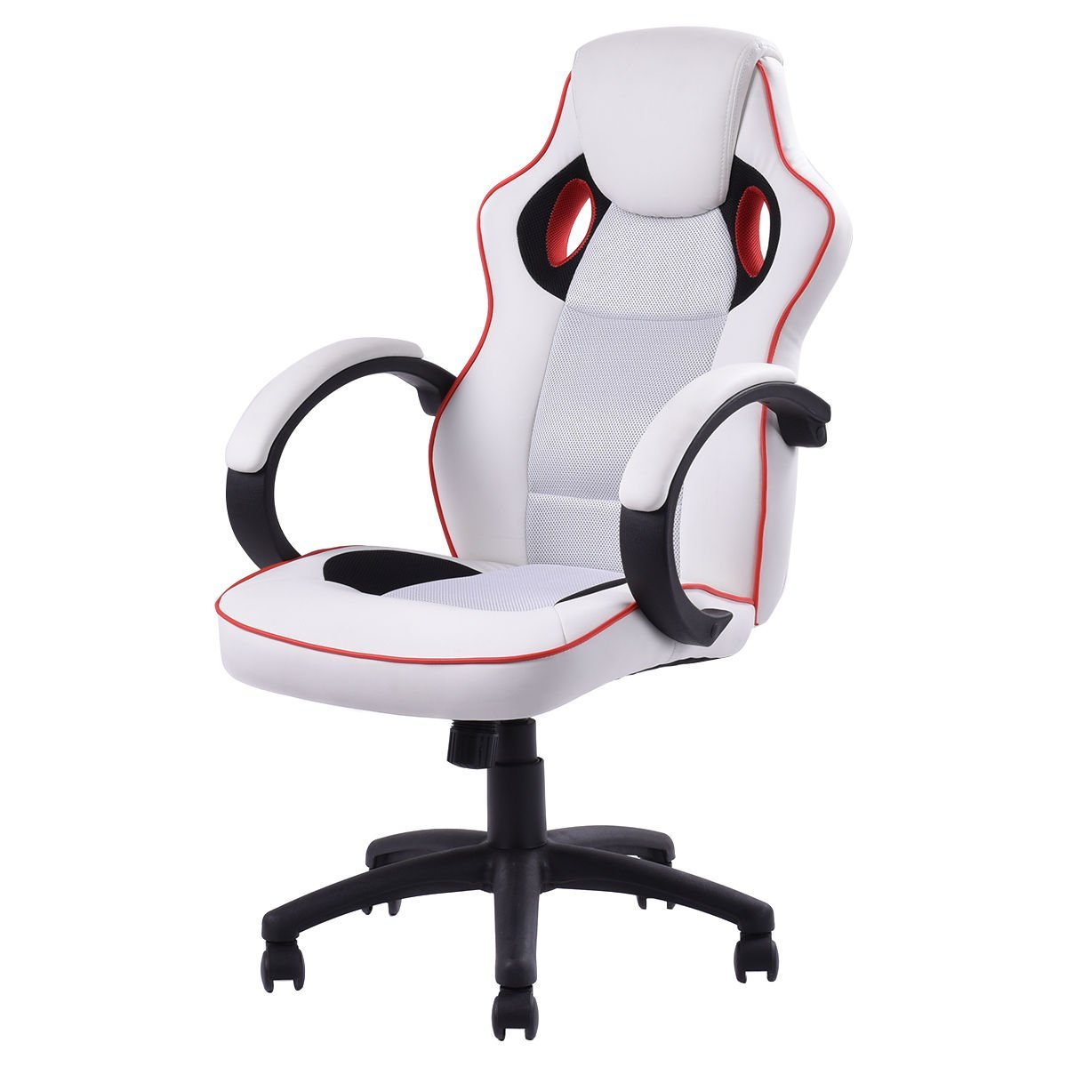 best pc gaming chair under 100 best cheap reviews. Black Bedroom Furniture Sets. Home Design Ideas