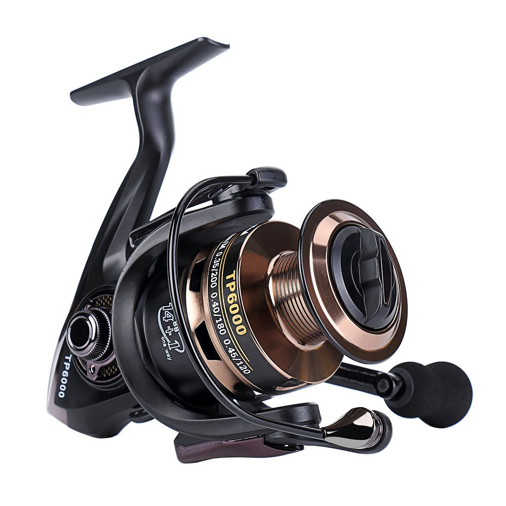 Best spinning reel under 100 best cheap reviews for Discount fishing reels