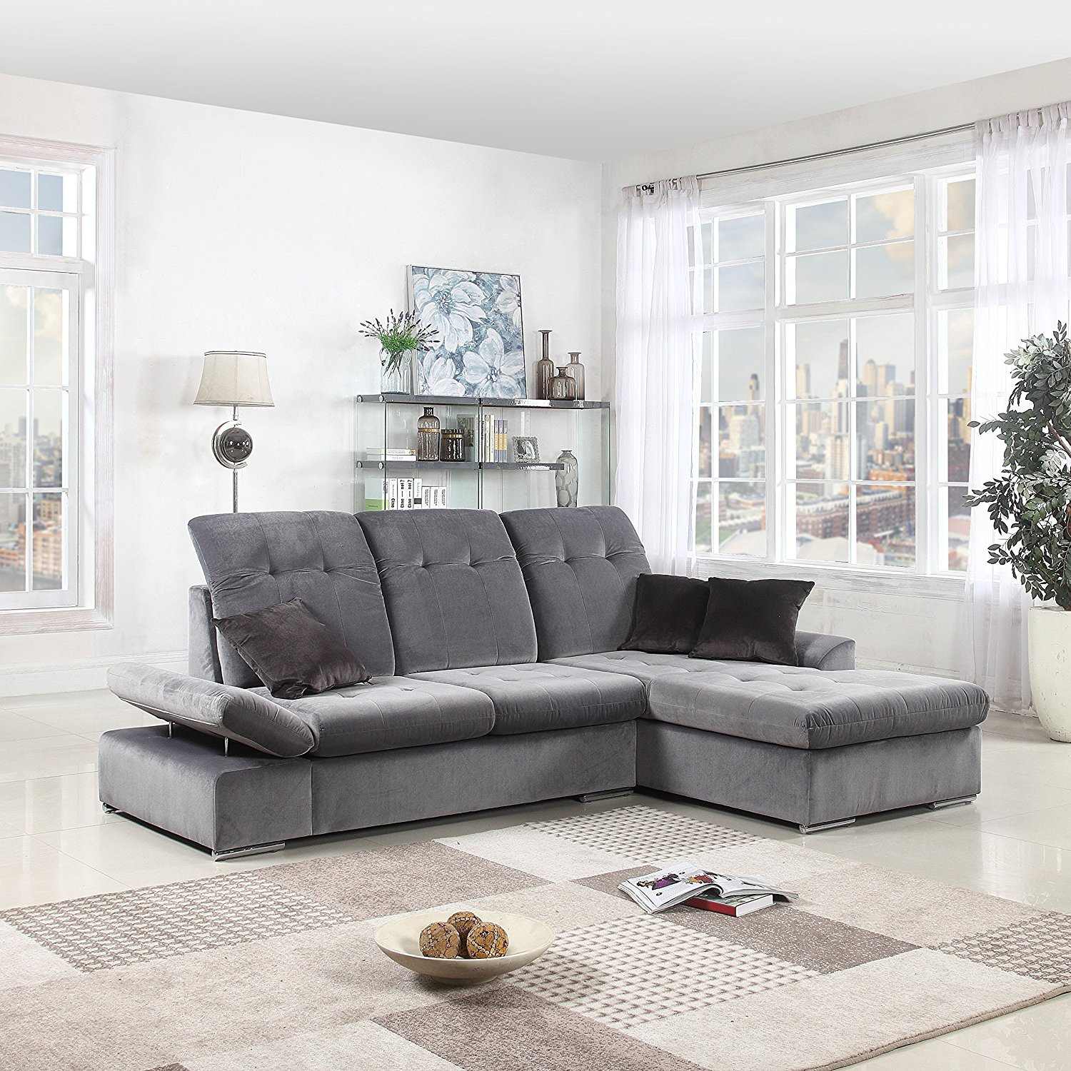 : sectionals under 1000 - Sectionals, Sofas & Couches